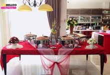 Table Decoration by Glowy Event Organizer