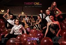 TwentOne MM Management Project by IMAGE Make Up Artist