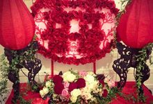 Tea Ceremony by Blooming Elise Flowers