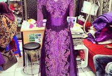 evening gown by Julie Design Original