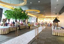 Wedding Eksa & Irfan, 08 Desember 2019 by Kirana Two Function Hall