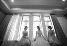 Leo & Anastasia The Wedding by Voltaire Photography
