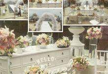 Wedding Ming & Linda by Forentrie Management ( Wedding Organizer & Music Entertainment )