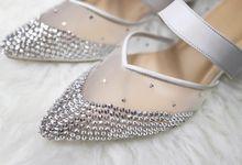 Viola by Lumiere Bridal Shoes