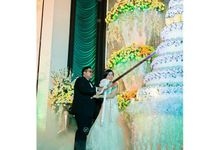 David and Stephanie wedding by BEO CV.Berlian Event Organizer