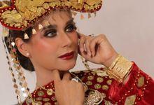 Palembang Bride Aesan by ARStudio Makeup