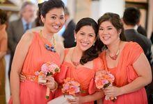Romantic Tagaytay Wedding by Tammy Tan