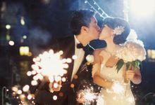 Chris & Gracia Wedding Day by Yurica Darmawan