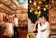Ryan &  Jihan Wedding by Yellow Tie Photography