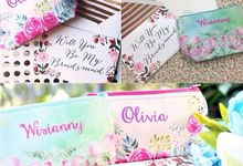 Personalize Pouch by minimaanimo