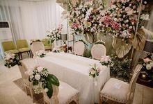 Anggi & Yos Akad Wedding by Nicca