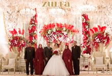 Fahmi & Sabrina - PUSDAI - 6 January 2018 by Zulfa Catering