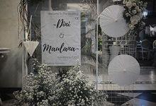 Wedding Dini & Maulana by Gempita Deco