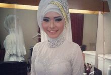 Wedding Tya by OCIE Mua