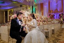 Alfred and Dambia Tan Wedding by RJ Ledesma