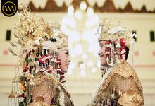 Atika & Taufik by Wong Akbar Photography