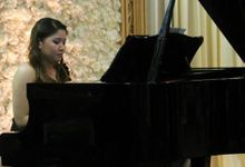 Borobudur Hotel - Raditya & Vega Wedding Reception by Jova Musique