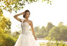 Deasy gown...fit for a princess. by JM Bridal & Salon