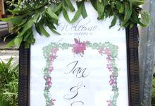 Sue & Ian Wedding by CITTA Wedding