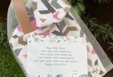 Hampers souvenir by Elok by Ibu