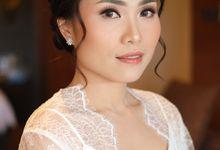 THE WEDDING OF TIKA & ADE by Sheila Kho Makeup