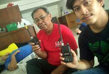 vendor ht untuk event kejurnas PB Pasi Atletik by ezzy vendor HT Handy Talky Event | Jakarta - Depok