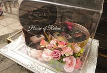 All Pink by House of Raline Wedding Hampers