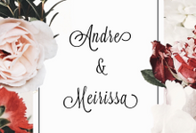 Wedding of Andre & Meirissa by Riani And Friends