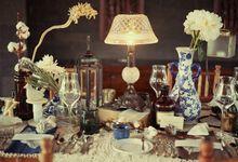 Beautiful objects by Tea Rose Wedding Designer