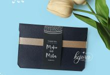 Pouch Amplop With Belt by Kejora Gift & Souvenir