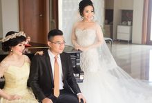 Hendrawan & Monica by Lara Scream