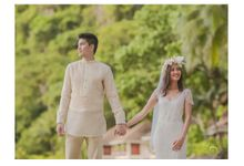 CELEBRITY Wed JC Intal & Bianca Gonzales by pat dy photography