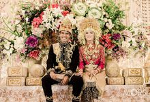 The Wedding of Cut & Ilham by MORS Wedding