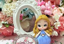 Princess by Lovely Corner Clay