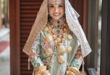 The Wedding of Tania & Fani by Chandani Weddings