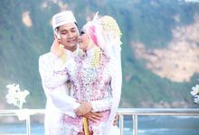 wedding at Queen Of The South Beach Resort by Shinta Ayu Jogja