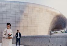 Prewedding Seoul by Ohana Enterprise