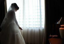 Chia + Ivan Wedding Day by De gratia productions