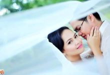 Rh & Zhel by MJ Nubla Makeup & Events