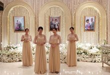 Wedding before PSBB by STILETTO PAGAR AYU