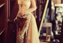 modern kebaya by elvira brides