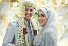 The Wedding of Rifa & Nabiel by Chandani Weddings