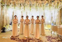 Wedding ❤️ by STILETTO PAGAR AYU