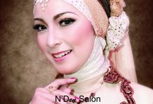 THE MOST GORGEOUS by N'Den Salon & Wedding Organizer