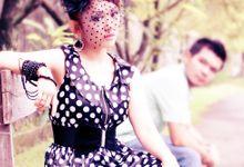 Dinesh + Via - Engagement Photos by Spotlite Photography