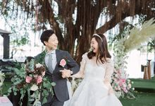 BYOUNG JOON & HYUN JI by VIET Productions