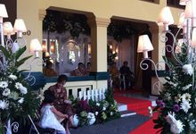 Lusi and Satria Wedding by GYDECORATION and Ine Catering