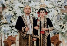 The Wedding of Icha & Fandy by Chandani Weddings