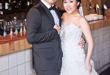 WEDDING MAKE UP + HAIR DO by Marlina Wu MUA
