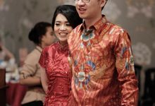 Indri & Franky Sangjit Day by Amoretti Wedding Planner
